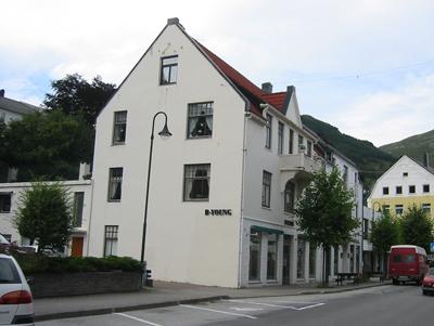 Skibenesgården. Foto: Ottar Starheim