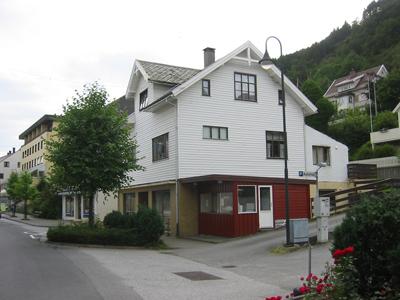 Måløy Radioforretning. Foto: Ottar Starheim.