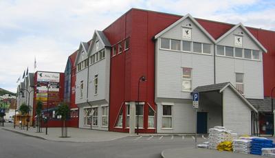 Måløy Brygge. Foto: Ottar Starheim