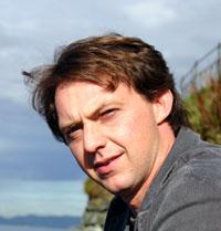 Audun er marinbiolog. Foto: NRK