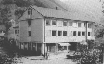 Sognemeieriet avd Vik ca. 1980