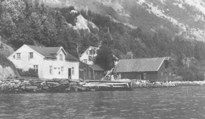 Kaia på Yndestad. Foto utlånt av Einar Yndestad