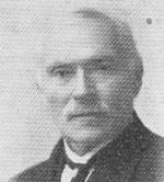 Elias Melvær. Foto frå Målreisingssoga i Sogn og Fjordane