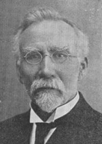 Sigurd Nesse. Foto frå Målreisingssoga i Sogn og Fjordane