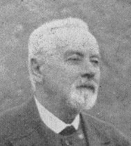 Vilhelm Flugheim. Foto frå Målreisingssoga i Sogn og Fjordane
