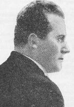 Rasmus Haugsøen. Foto frå Målreisingssoga i Sogn og Fjordane