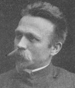 Lorentz Nyb�. Foto fr� M�lreisingssoga i Sogn og Fjordane