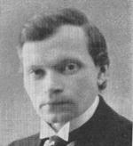 Kristian Ulltang. Foto frå Målreisingssoga i Sogn og Fjordane