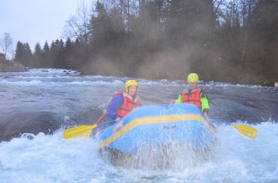 Rafting i Jølstra