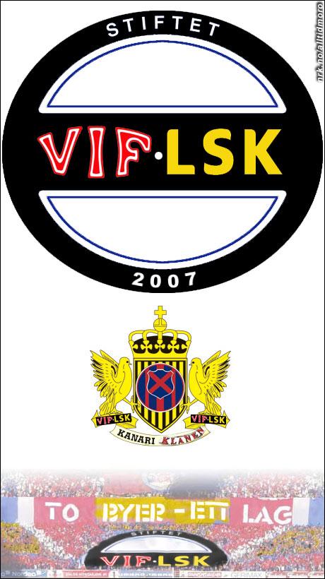 VIF og LSK fusjonerer. (Alltid Moro)