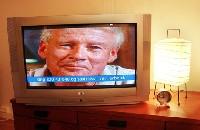 Vil du ha politisk reklame på TV? Hør Rett på i NRK P1, fredag kl. 13:05. Foto: Heiko Junge, Scanpix