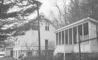 Askvoll Helseheim. Foto frå boka