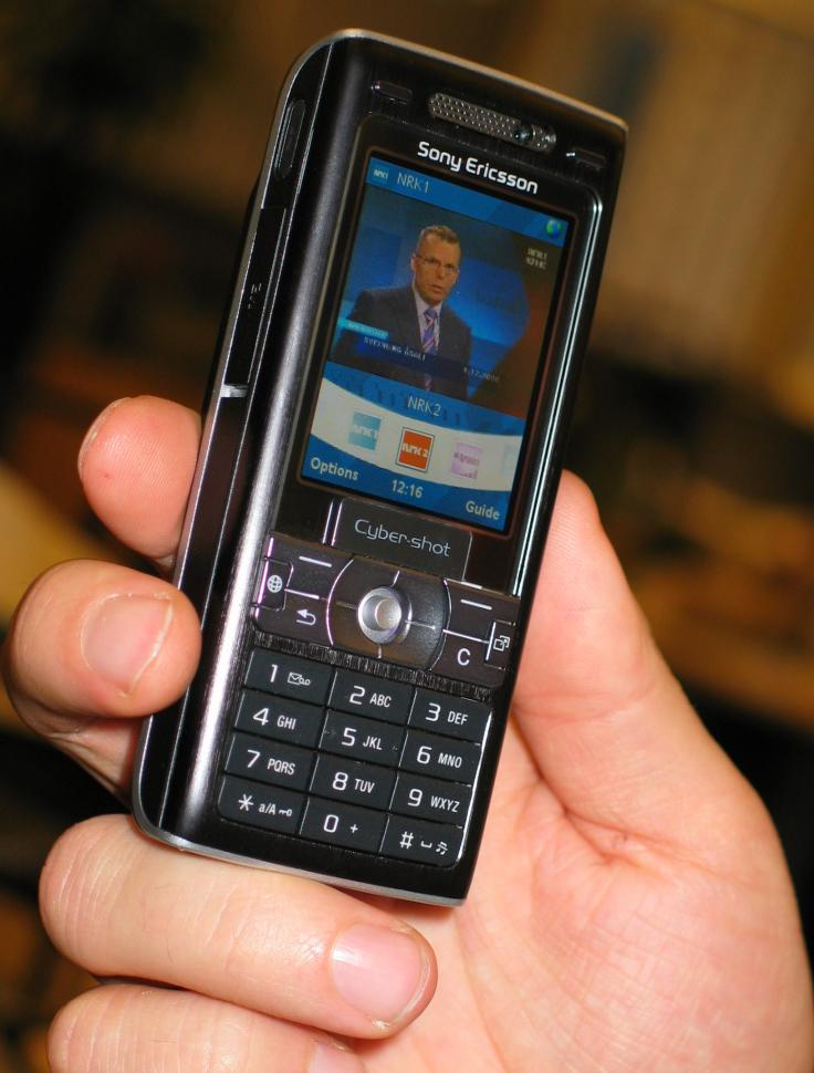 Mobilní vysílání