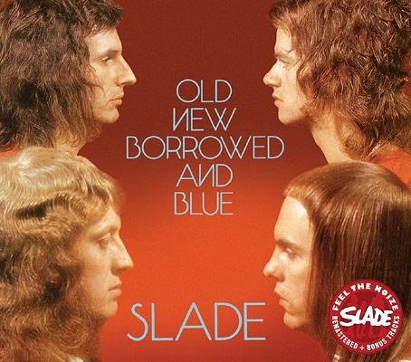 """Etter en serie udødelige singler og en samleplate (""""Sladest"""") kom endelig et nytt album ut tidlig i 1974: """"Old, New, Borrowed And Blue""""."""