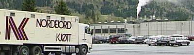 Nordfjord Kjøtt i Loen