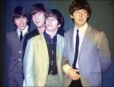 Beatles (AP Photo)