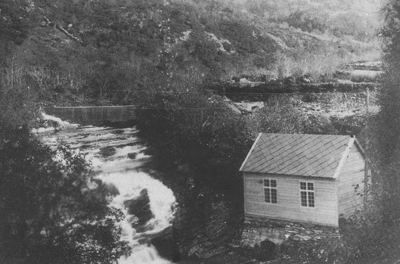 Kraftverket i Salbuelva. Foto: Arnold Ulvik