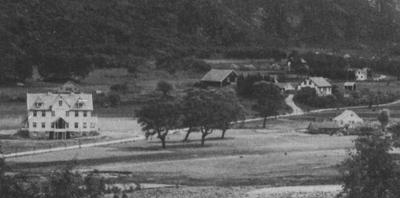 Gamleheimen i Aurland vart bygd i 1914