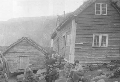 Sinjarheim ca. 1914
