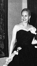 Evita - Argentinas legendariske førstedame. Foto Scanpix.