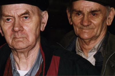 Jørgen og Olav Klausen.