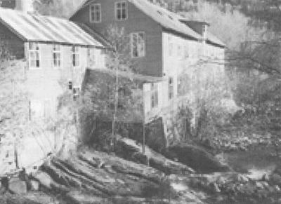 Sygna Uldvarefabrikk. Foto: Ivar Menes