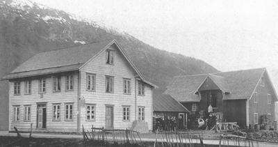 Gamle Hornindal Handelslag i 1920