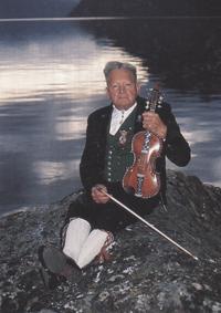 Ragnvald Lunde. Foto: Olav Jakob Tveit