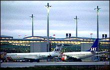 SAS er ikke enig i at flyene får dårligere kontroll nå enn før. (Foto:NRK)