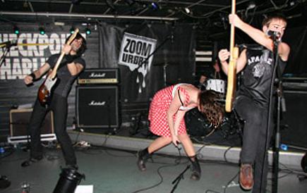 Zoom Urørt 2007: Starten.