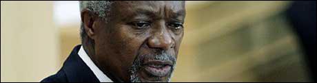 Kofi Annan (Foto: Scanpix/AP)