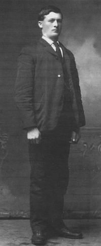 Johannes O. Haugen