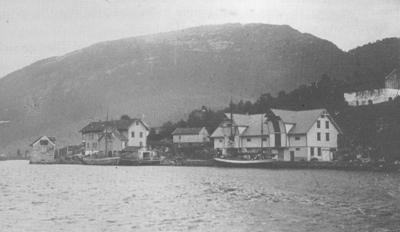 Steinen ca. 1915