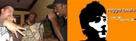 F.v. Hundred Schools Of Thought gir deg drømmende hiphop, mens Reggie Beats gir deg New York style. Foto/Copyright: Hundred Schools Of Thought, Reggie Beats.