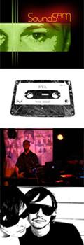 Foto/Copyright fra toppen og nedover: SoundSAM, HVA, Agregat og The Shock!