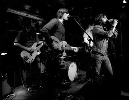"""Howls """"Higher Class of Lush"""" er utgitt på Tuba Records, et mindre label. Foto/Copyright: Howl"""