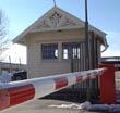 Porten ved Hysnes fort blir stengt for godt