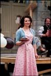 Juliette Binoche som sjokoladepike