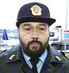 Politiinspektør ved Mandal politistasjon, Bjørnulv Rygnestad