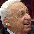 Statsminister Ariel Sharon sier Arafat kan få slutt på volden, men at han ikke vil.