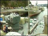 Marinebasen Haakonsvern i Bergen
