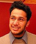 Kamran Mohammed (Foto: Marion Klaseie)