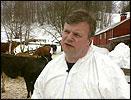 - Toillprat, sier landbruksminister Bjarne Håkon Hanssen (Foto: NRK)