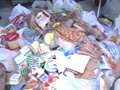 Dårlig lagret smuglerkjøtt kan medføre matforgiftning. Foto: NRK