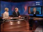 Bernander intervjues av Nina Owing og Ingolf Haakon Teigene i Dagsrevyen.