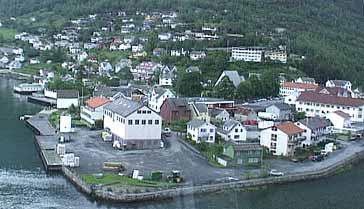 Aurlandsvangen.