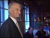 Fridtjof Frank Gundersen ble valgt til DLFs leder.