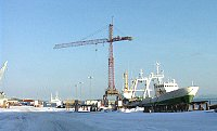 Verkstedindustrien liker ikke usikkerheten rundt det planlagte Snøhvit-feltet. (Arkivfoto NRK)