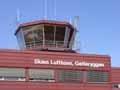 Skien Lufthavn, Geiteryggen.