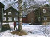 Sigrid Undsets hjem på Lillehammer.
